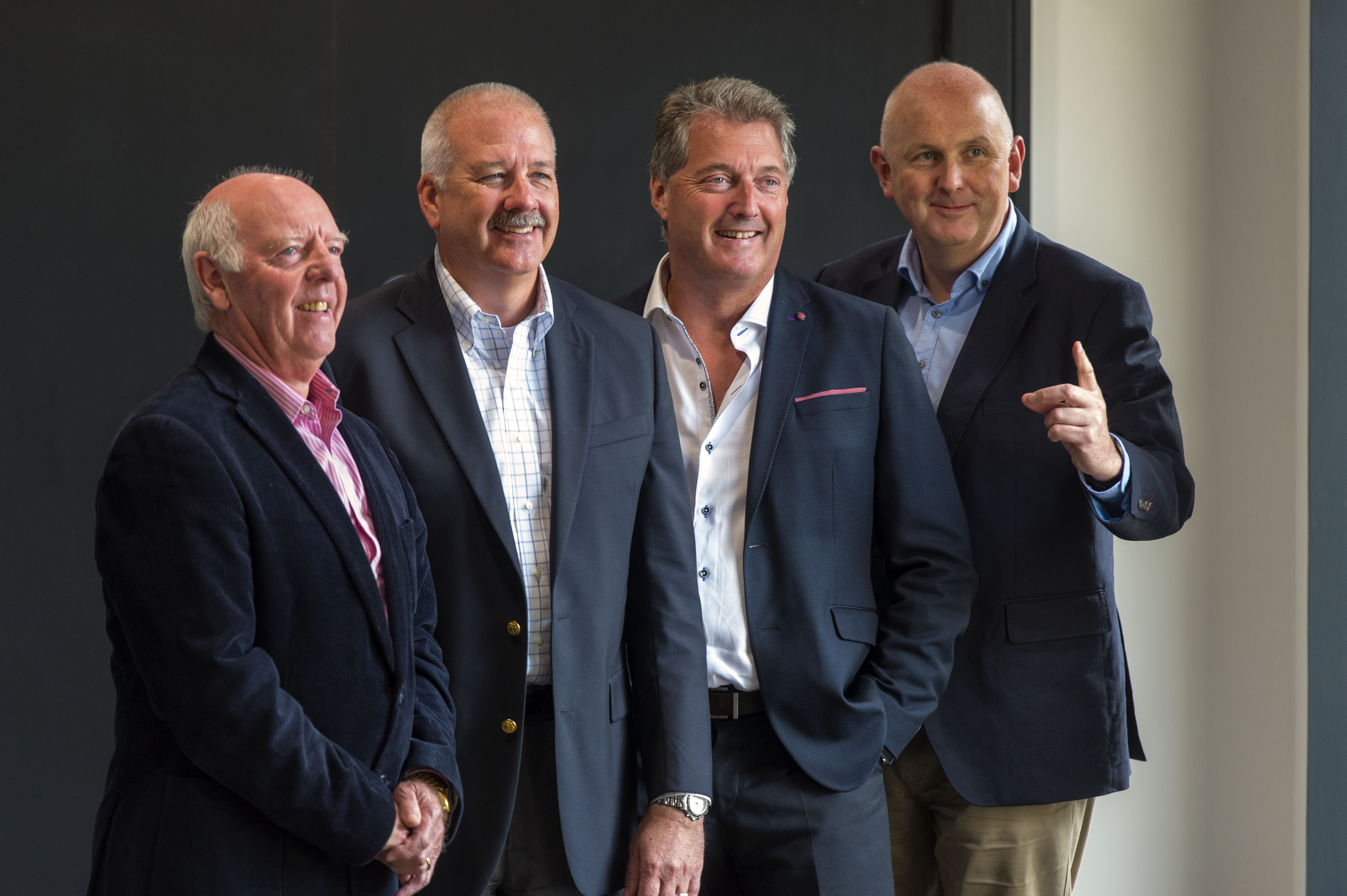 Genesis Team Pic Michael Mac Sweeney/Provision